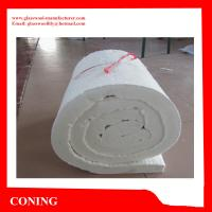 China aluminum silicate blowing ceramic fiber blanket on sale