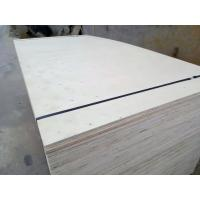 Quality Poplar core Plain faced Commercial Plywood For Pallet package used wholesale