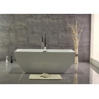 Comfortable Egg Shaped Free Standing Soaker Tubs Less Than 60 Inches