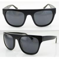 Quality Hand Made Acetate Frame Sunglasses With UV Protection Function wholesale