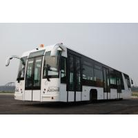 Quality Adjustable Seat Airport Transfer Bus , Front Axle MERCEDES BENZ 733.W14 Left Hand Drive Bus wholesale