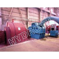 Quality 2800Kw Francis Hydro Turbine with AC Synchronous Generator CE wholesale