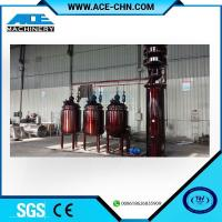 Quality 100L 200L 300L 500L All Red Copper Small Size Whiskey Gin Brandy Distilling Equipment wholesale