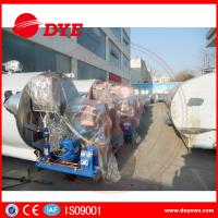 Quality Commercial Milk Chiller Milk Cooling Tank With Cooling System wholesale