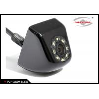 Quality Bolt Mounting Night Vision Car Rear View Parking CameraWith 8 Led Lights wholesale