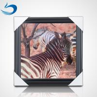 Quality Custom Posters 3 Dimensional Pictures 40x40 Cm Giraffe Large Size wholesale