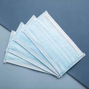 Quality Tri Player Disposable Sheet Earloop Mask wholesale