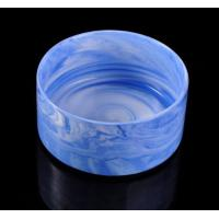 Quality 580ml Ceramic Candle Holder , personalized Marble Candle Container wholesale