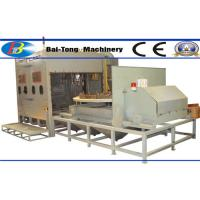 Quality Tyre Mould Automatic Sandblasting Machine 220V 13W Lighting Inside Chamber wholesale