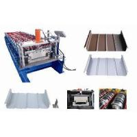 Buy cheap Zip Lock Panel Forming Machine from wholesalers