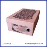 Quality Custom shoe box & paper shoe box & cardboard shoe box wholesale