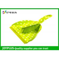 Quality Fashionable Outdoor Dustpan And Brush , Broom Dustpan Combo Easy Operation wholesale