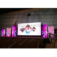 Quality Stage Led Advertising Display Ultra Thin Lightweight Two Side Quick Lock wholesale