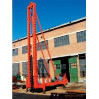 Quality Squeezing Dense Filling Column Hammer Pile Driver with Double Roller for Thumpin Muck Pile wholesale