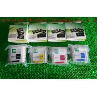 Quality Compatible G B GY 130ML HP Printer Ink Cartridges Pigment ink for HP 100 111 wholesale