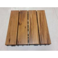 Cheap Tigerwood decking tiles for sale