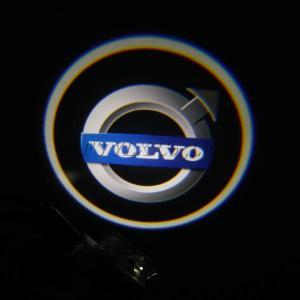 China Car LED Logo courtesy Light LED Projector Laser light for VOLVO S80 S60 S80L S60L V60 XC90 on sale