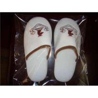 Quality Cotton terry  hotel slipper wholesale