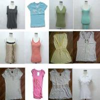 Cheap Ladies Singlet,Cotton T-Shirts,Ladies' T-Shirts for sale
