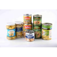 Quality Salty Delicious Canned Whole Mushrooms High Temperature Sterilization wholesale