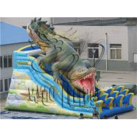 Quality hottest inflatable water slide / inflatable slide on show !!! wholesale