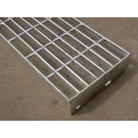 Quality T4 T5 Galvanized Steel Stair Treads With Checkered Plate For Industry Floor wholesale
