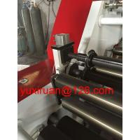 Cheap Professional Slitting Machine , Label Jumbo Kraft Paper Roll Slitter And Rewinder Machine for sale