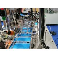 China 3 Ply Mask Production Line / Fully Automatic Medical Surgical Face Mask Machine on sale