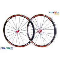 Quality S2 Duomatic Hub 700C Aluminum Bicycle Wheels Mill Finish Surface wholesale