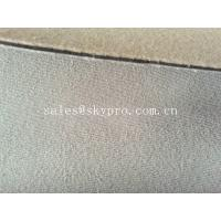 """Quality 60"""" wide maximum neoprene fabric roll sheet with colored terry towel lamination wholesale"""