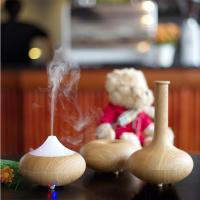 Quality Electric Household Essential Oil Wood Diffuser Indoor Humidification Ultrasonic Air Aromatherapy wholesale