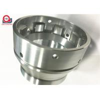 OEM Precision Industrial Aluminum Extrusion Profile Turn And Mill Machining