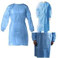 Quality Latex Free Disposable Surgical Clothing Abrasion Resistant Completely Impervious Fluid wholesale