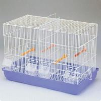 Quality Pet Cage, Made of Wire and Plastic, Measures 58x32x40cm wholesale