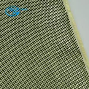 Quality Good Quality Carbon Aramid Hybrid Cloth/Fabric wholesale