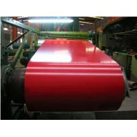 Quality Color Coated Steel Sheet and Coil / PPGI Steel Coil for Steel Panel wholesale