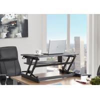 Quality Sit Standing Computer Modern Office Table Folded For Adults / Children wholesale