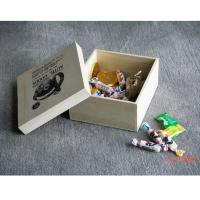 Buy cheap wooden candy box from wholesalers