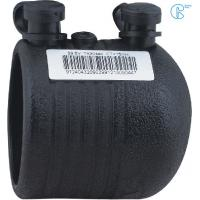 Quality Water And Gas Supply HDPE Electrofusion Fittings , HDPE End Cap PN16 SDR11 PE100 wholesale