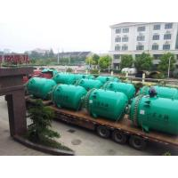 Quality Smooth Surface Glass Lined Reactor Vessels with corrosion resistance materials wholesale