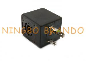 China CNOMO Pneumatic Valve Spare Part 9.0mm Hole Electrical Coil on sale
