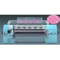 Quality Quilting Multi Needle Chain Stitch Machine , Mattress Quilting Machine Fault Detection Function wholesale