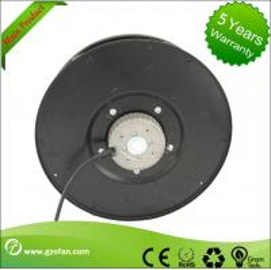 Quality Industrial EC Motor Fan , Centrifugal HVAC Fans Cooler 310 mm Diameter wholesale