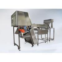 Quality 60ld2 Color Sorter Machine Belt Type For Sorting Carrots , Apple , Garlic Slice , Dried Onion wholesale