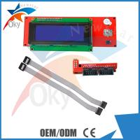 Quality 2004 LCD Intelligent Smart Controller + 3D Printer Adapter 3d printer parts For Ramps 1.4 wholesale