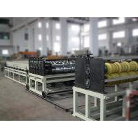 Buy cheap 2016 New PC Double Layer Roof Sheet Extrusion Line / Tile Making Machine 160kw from wholesalers