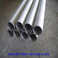 Cheap Large Diameter Marine Stainless Steel Tubing ASTM A790 S31803 UNS S32750 for sale