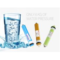 Quality NSF RO Water Filter Membrane For Under Sink RO Filtration Drinking Water System 50 Gallons wholesale