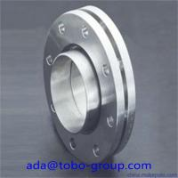 Quality SCH10 RF NPS 2'' Socket Weld Flange A105N ASME B16.5 ISO9000 Certification wholesale