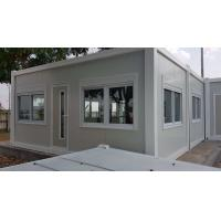 China Prefabricated Building Flat Pack Mobile Home on sale